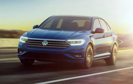 Ny VW Jetta - en amerikansk affære