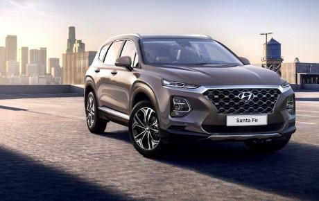 Første billeder af Hyundai Santa Fe