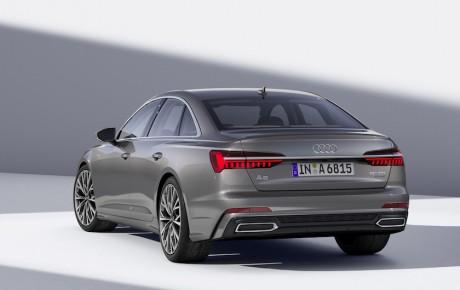 Ny Audi A6 - teknisk cool