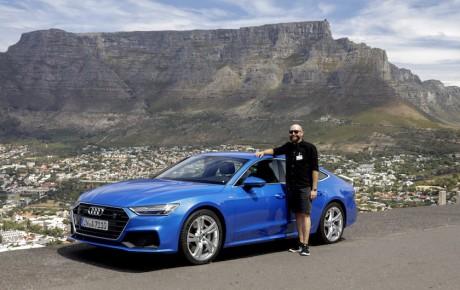 Til teknofest i Cape Town