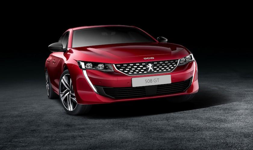 Vive la France! Ny Peugeot 508 er den radikale sedan