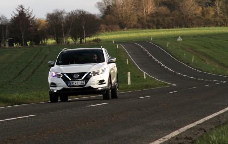 SUV'erne blev næststørste segment i januar (takket være Nissan Qashqai, selvfølgelig)