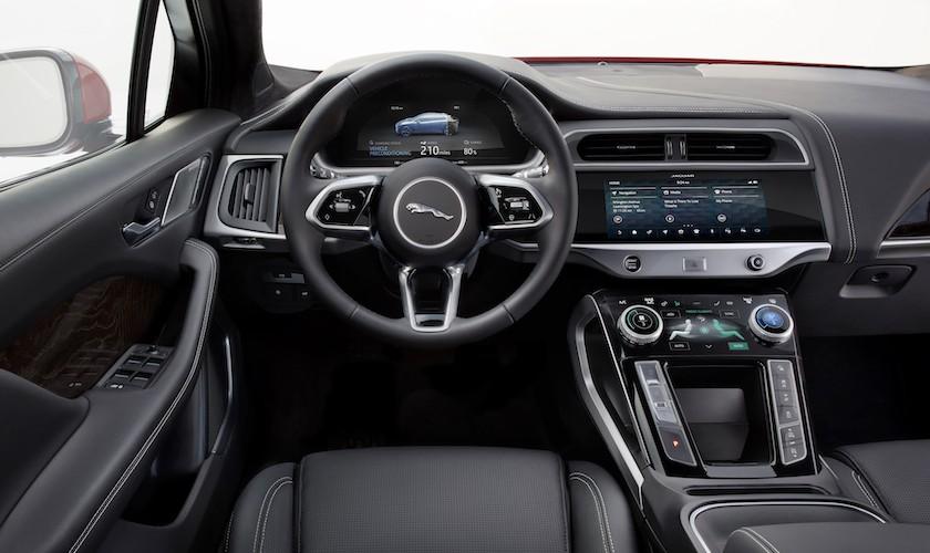 Med I-Pace overhaler Jaguar den tyske trio på elbiler