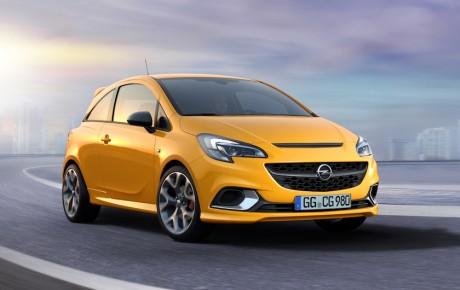 Opel Corsa GSi er tilbage - med hilsner fra Corsa OPC