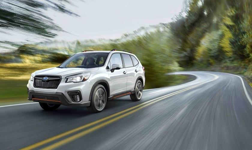 Ny Subaru Forester: ny teknik i genkendeligt design