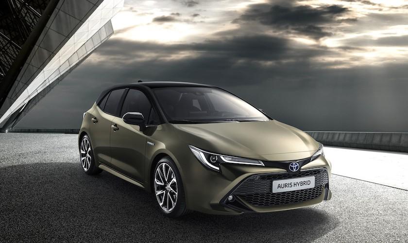 Mere kant, mere hybrid - den nye Toyota Auris