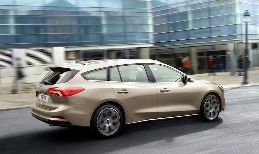 Focus - et væld af varianter skal forny Fords stjerne