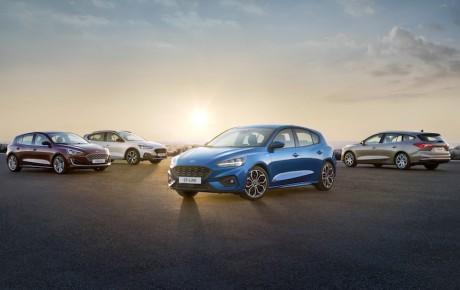 Ny Ford Focus kommer til priser fra under 200.000 kr.