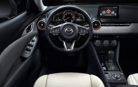 Mazda opdaterer CX-3. Igen