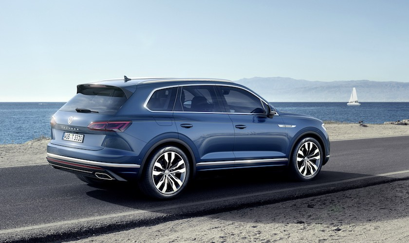Ny VW Touareg - din fra lige under 1 mio. kr.
