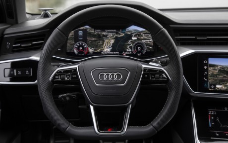 Den nye Audi A6 - fra 587.980 kr.