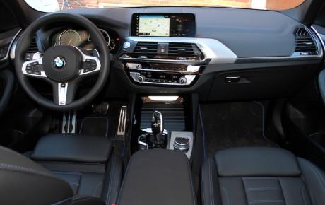BMW X3 30d - SUV med et hjerte af guld