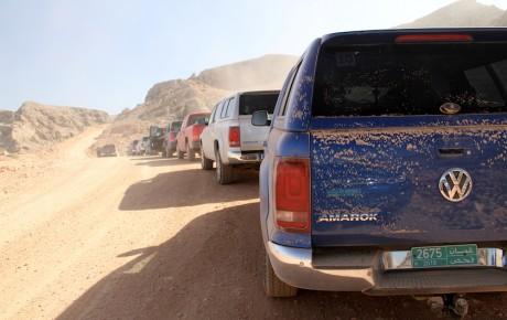 Amarok-eventyret i Oman