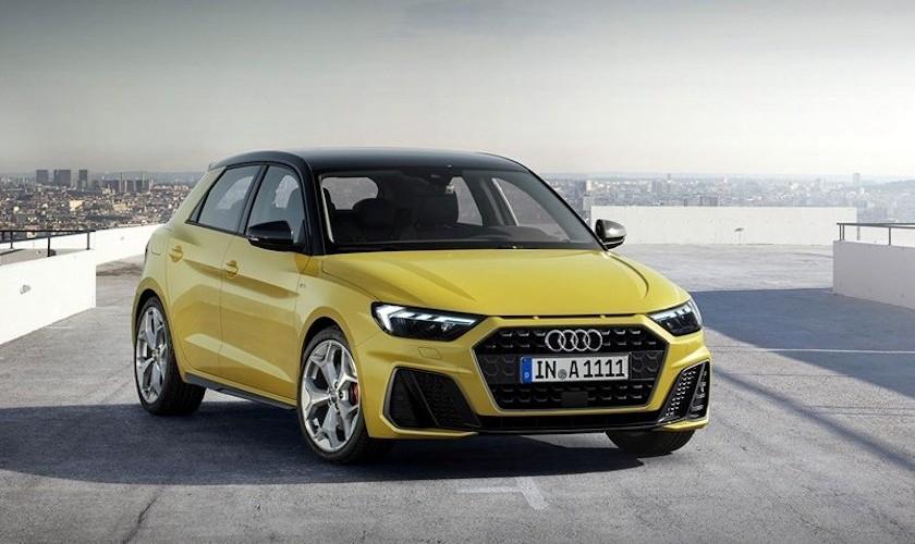 Ny Audi A1 - vredt udtryk gemmer på op til 200 hk