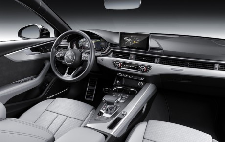 Mere sportsligt design på Audi A4