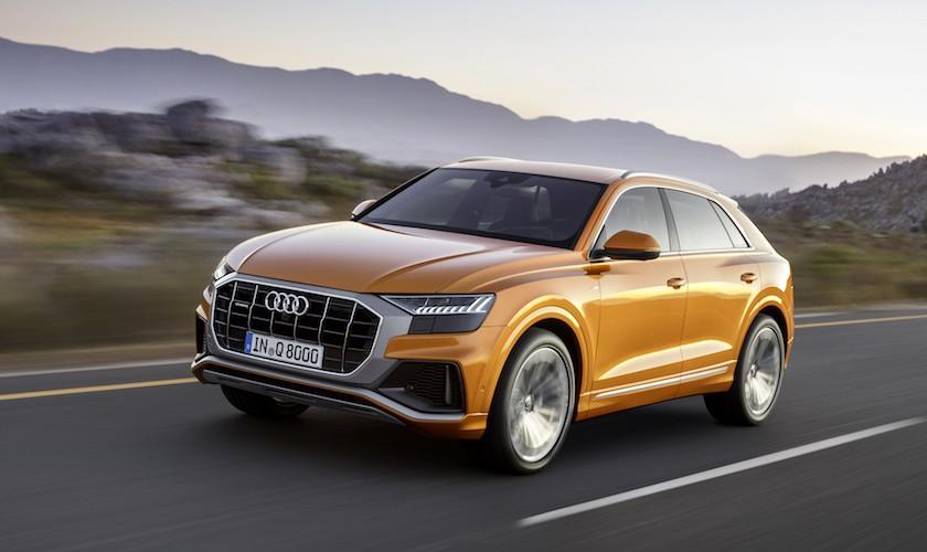 Q8 - Audi med karakter