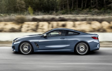 BMW 8-serie: flagskib i coupéform
