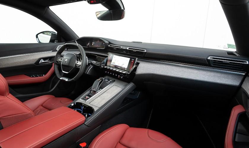 Overraskende lav startpris på den nye Peugeot 508