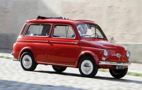 Fire år med fart på - de nye biler fra Alfa Romeo, Fiat, Jeep og Maserati