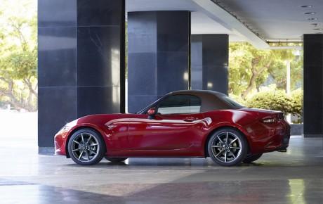 Mazda MX-5 får mere power, mere sikkerhed