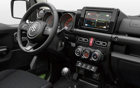 Suzuki Jimny er tilbage: kantet, rå og lige i øjet