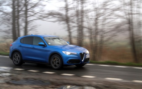 Italiensk SUV i sportens tegn