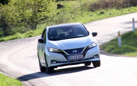 Nissan Leaf, elbilen med den magiske pedal