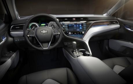 Surprise! Toyota Camry kommer tilbage til Europa