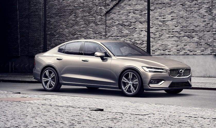 Den nye Volvo S60 - made in America