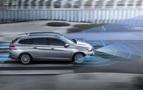 Uden sikkerhedsnet: kun 12 biler i top 20 har automatisk nødbremsesystem