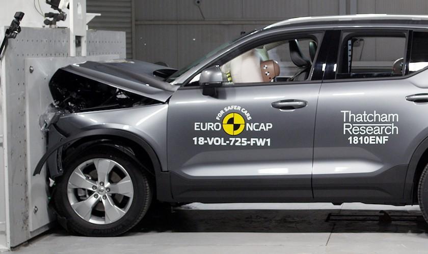 Fem stjerner til Ford Focus og Volvo XC40