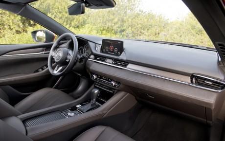 Facelift til Mazda 6 - veludstyret til fornuftige priser