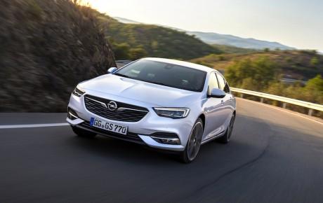 Ny benzinmotor i Opel Insignia