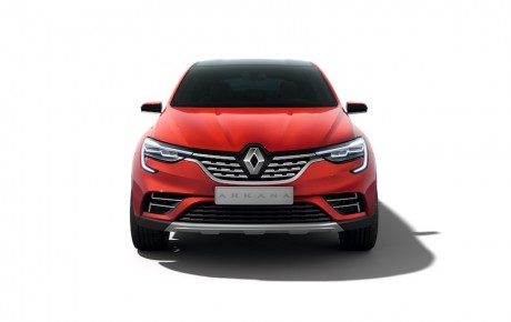 Renault Arkana - første SUV-coupé i klassen