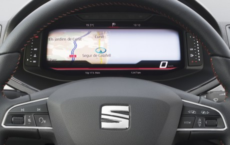 Seat Ibiza og Arona, nu med digital instrumentering