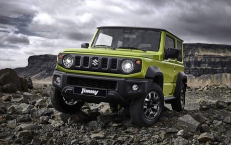 Sådan! Suzuki-importøren giver Jimny grønt lys