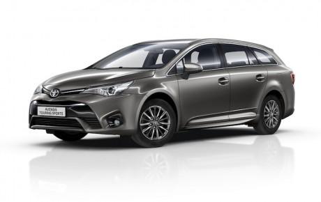 Toyota slanker modelprogrammet - Avensis og Verso er udgået