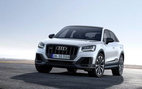 Audi indtager niche med SQ2 - mini-SUV med muskler