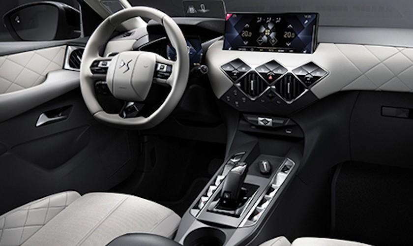 Ny DS 3 Crossback er helt elektrisk (men den fås også med benzin eller diesel)