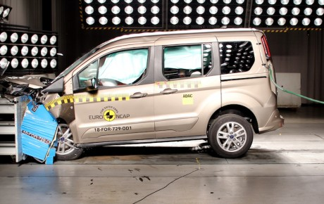 Euro NCAP gør det umuligt at sammenligne