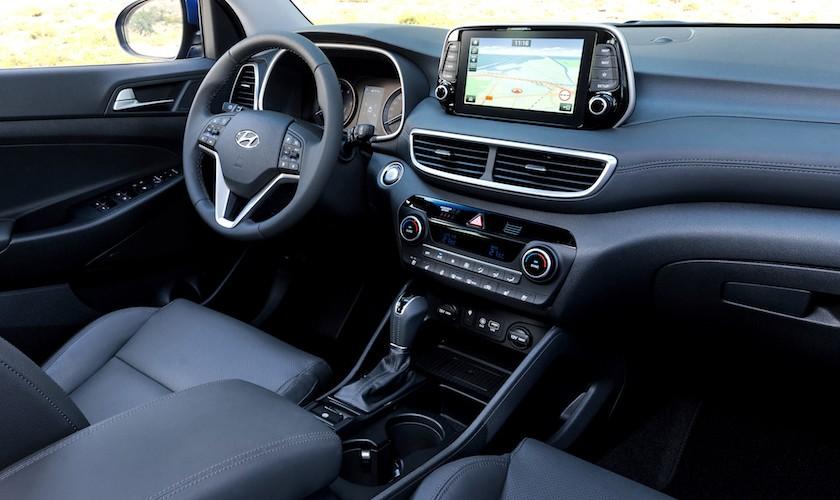 Faceliftet Hyundai Tucson fra 254.995 kr.