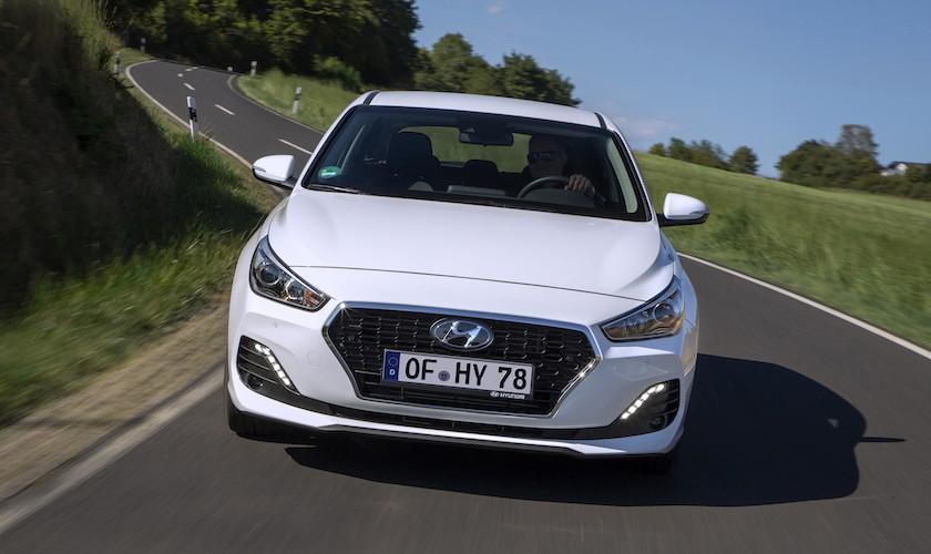 Lidt har også ret: mini-facelift af Hyundai i30