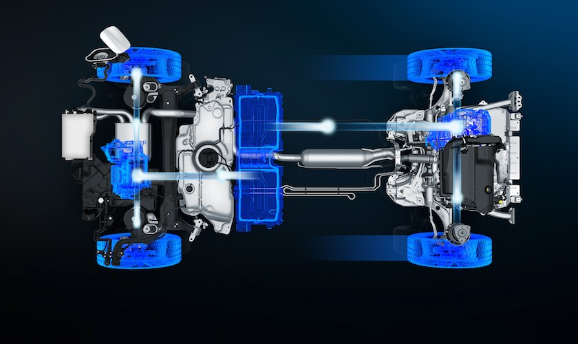 Nye plugin-hybrider fra Peugeot med op til 300 hk
