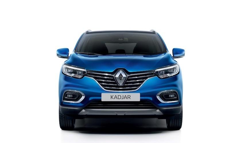 Kadjar årgang 2018 - nye motorer, mere luksus