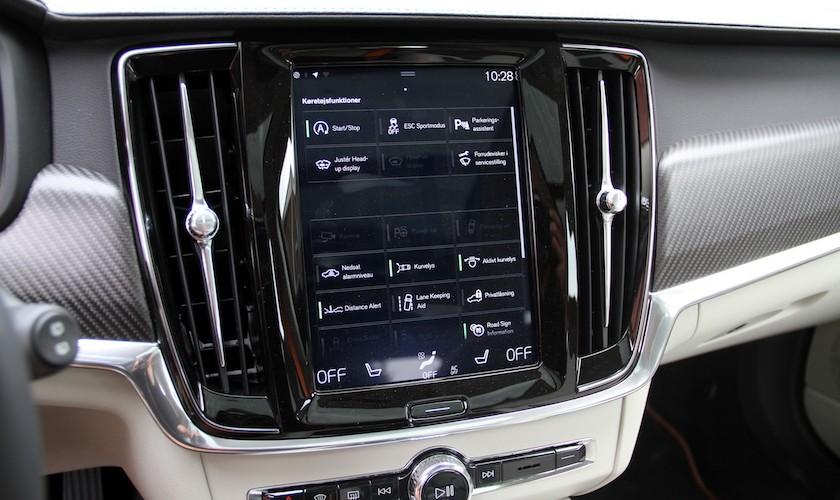 Hvad virker, hvad virker ikke? - Volvo V90 Cross Country T5 AWD Ocean Race
