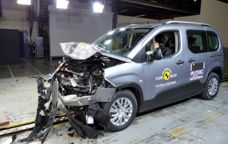 Hyundais nye brintbil brillerer i crashtest