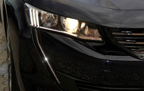 Peugeot 508 - fransk flair også med 130 hk?