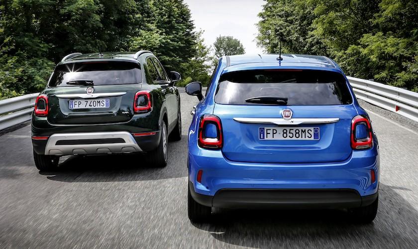 Fiat klar med priser på fornyet 500X