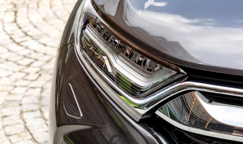 Ny Honda CR-V med turbomotor fra 329.000 kr.