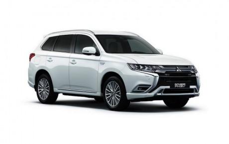 Sig farvel til Mitsubishi